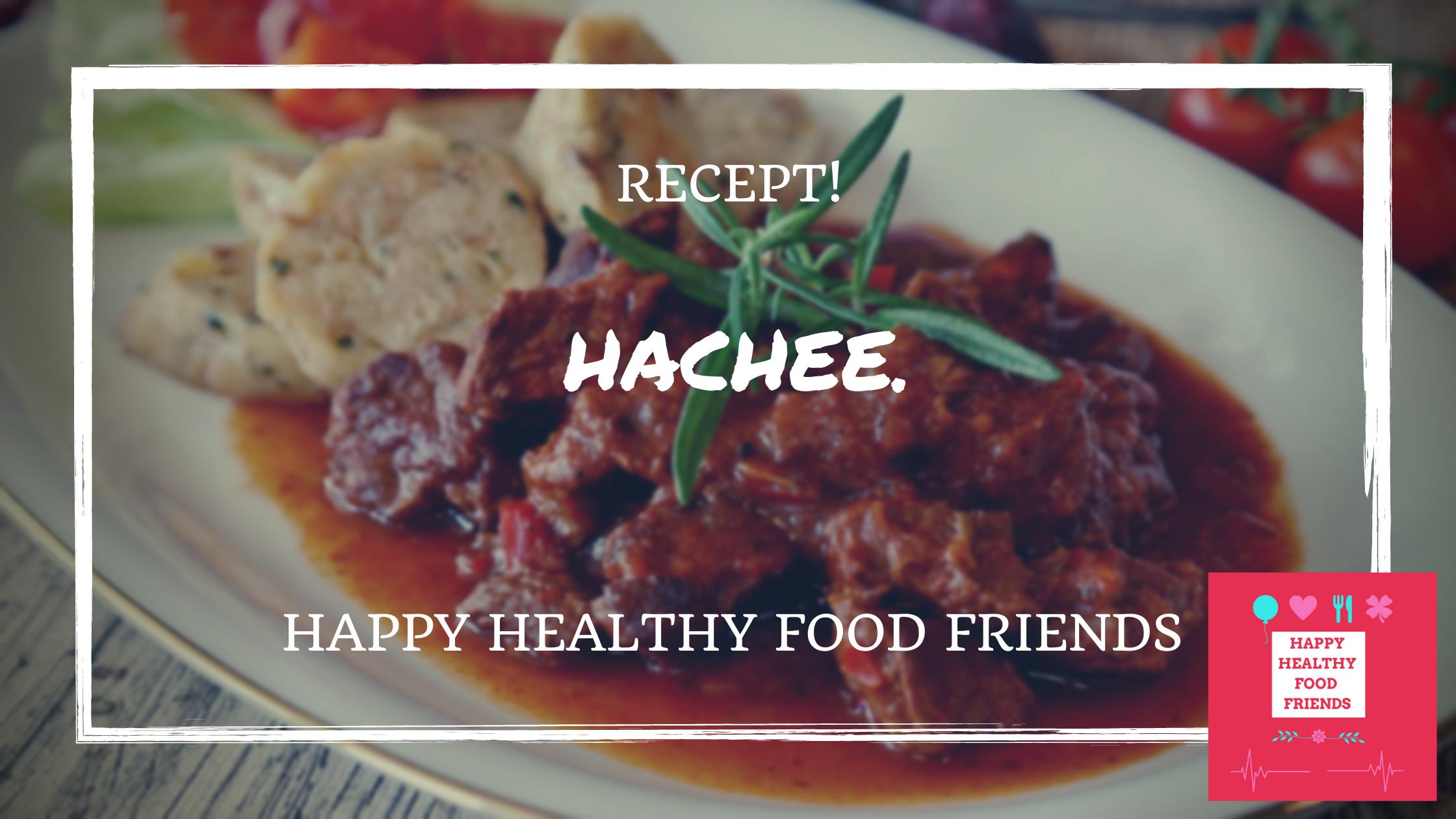 Hachee